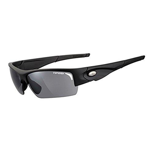 Tifosi Lore 1090100101 Dual Lens Sunglasses,Matte Black,69 - Tifosi Cycling Sunglasses