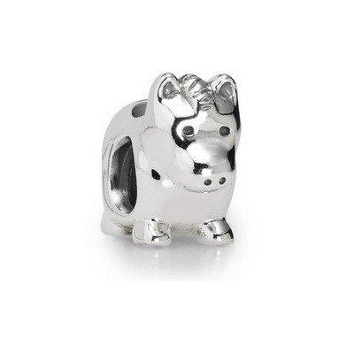 Finished Pandora Bracelet (Pandora Silver Horse Charm 790479)