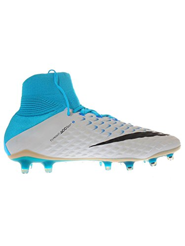 BLAU Fußballschuhe Phantom 860643 FG Nike Herren Hypervenom WEISS 104 III WqqznRwaC