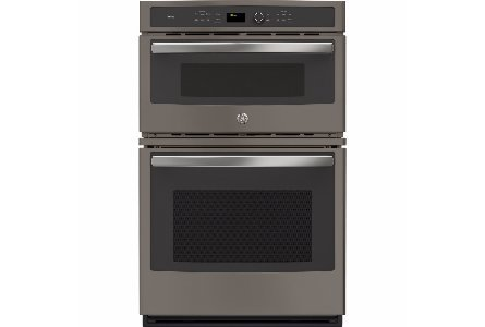 GE Profile PK7800EKES 27' Built-in Combination Double Wall Oven/Microwave in Slate