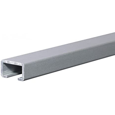 Low Profile Ceiling Mount Curtain Track  Cut  6u0027 + ...