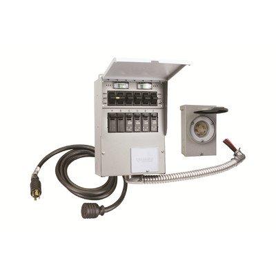 Reliance Controls 306CRK Pro/Tran-2 6 Circuit Transfer Switch Kit by Reliance Controls