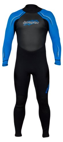 Hyperflex Mens Access Series - Hyperflex Mens Access Series 3/2mm Long Sleeve Full Suit (Blue, Small)