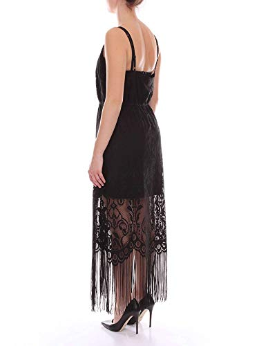 Angeleye Jayleneblack Polyester Femme Robe Noir BwgUq07x