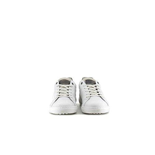 Bullboxer 779-K2-6074A Zapatos de cordones Hombre blanco, EU 43