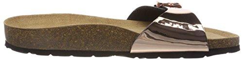Femme Rohde Braun Marron Kupfer Kupfer Mules 39 Alba SnqEA