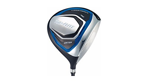 Top-Flite Golf Men's XL 460cc Driver - Left Handed Men's Flex 10.5° by Top-Flite Golf Men's XL 460cc Driver - Left Handed Men's Flex 10.5° (Image #1)