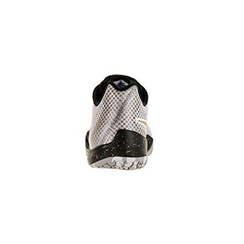 Nike Jungen Gris Loup T-shirt / Platine Pur / Gris Foncé / Blanc