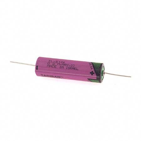AA 3.6 Volt Memory Back-up Lithium Battery - Axial Pin