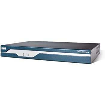 Amazon.com: Cisco CISCO1841 1841 Integrated Services Router ...