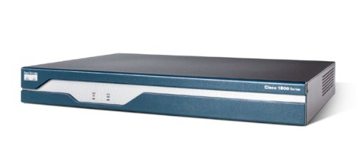 Cisco CISCO1841  1841 Integrated Services Router (Voice Cisco Gateway)