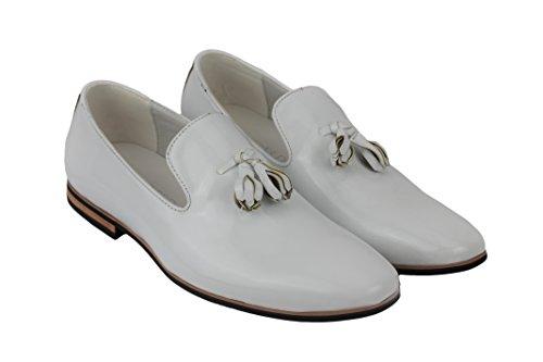 Mocassini uomo dimensioni Slip Pelle nappa Design in nbsp; scarpe pelle 6 da Smart Su Scamosciata Xposed sintetica Casual guida zqIwdaap