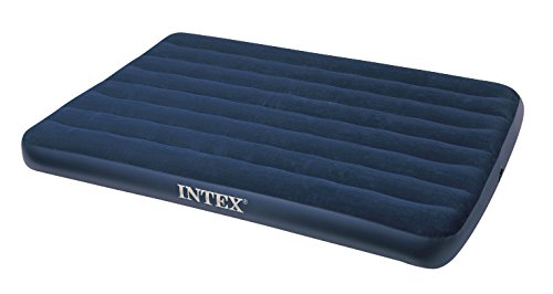 Intex Classic Downy Airbed, (Full Size Air Mattress)