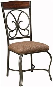 Signature Design Metal Dining Chair