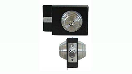 Box Gate Lock (TOLEDO Gate Lock Boxes (Weldable Steel) (Deadbolt Gate Lock Box))