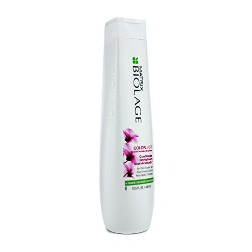 Matrix - Biolage ColorLast Conditioner (For Color-Treated Hair) - 400ml/13.5oz All Hair (Defying Treatment Conditioner)