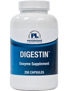 (Digestin, 250 Capsules by Progressive Labouratories)