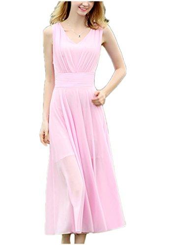 Pink the Beauty of Abito Leader ragazza qwxXCd