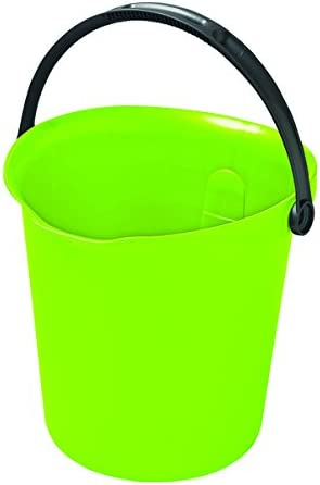Cubo multiusos muy práctico para su uso en tareas de limpieza en casa y en la oficina.,Cuenta con un