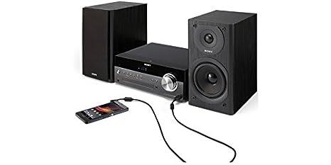 Amazon.com: Sony minicomponent (USB CD? Bluetooth Compatible ...