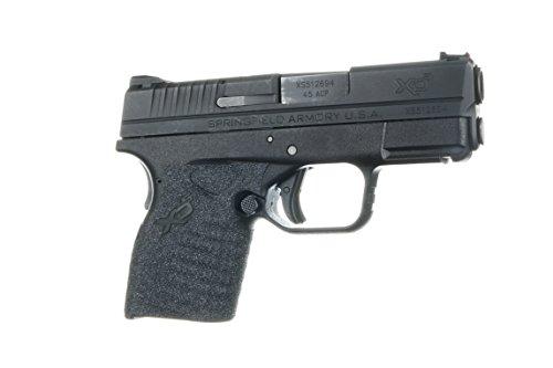 TALON Grips for Springfield XD-S 9mm/.45 (3.3-Inch barrel), Small Backstrap, Granulate ()