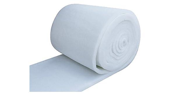 Bonded Dacron poliéster bateo 48 pulgadas de grado de tapicería (5 m): Amazon.es: Juguetes y juegos