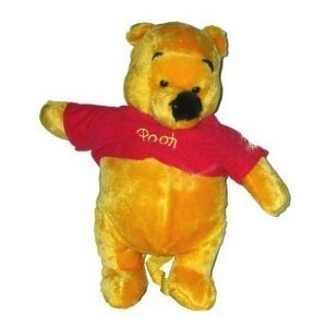 3eb97e0b7f6 Image Unavailable. Image not available for. Color  Winnie the Pooh Plush  Kids Backpack ...