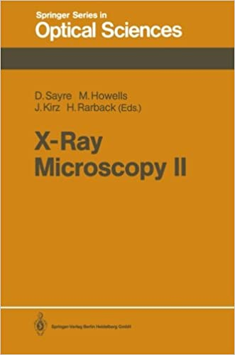 X-Ray Microscopy II: 'Proceedings of the International Symposium, Brookhaven, NY, August 31-September 4, 1987': Volume 56 (Springer Series in Optical Sciences)