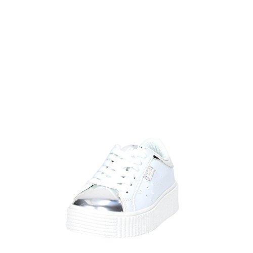 Bass3d 42090 Zapatillas De Deporte Chica Bianco