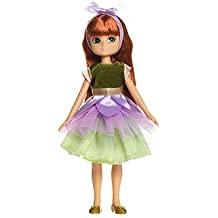 Doll by LOTTIE LT068 Forest Friend | Dolls - Clothes - Accessories - Toy Sets - Collectible | Inspired by real kids! 7 Inch 18 cm Fairy Doll With Red Hair And Green Eyes