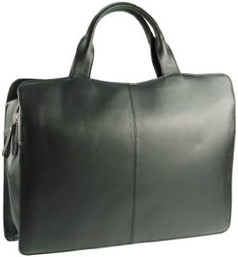 Visconti Women s 15030 Briefcase, Black, One Size