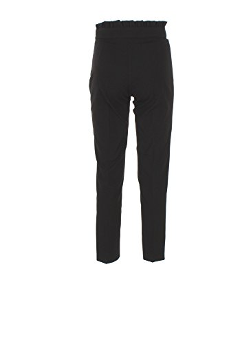 Pantalone Donna Kaos 42 Nero Hi1co034 Autunno Inverno 2017/18