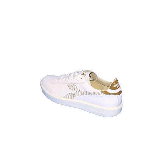 Sneaker Diadora 5 201 Bianco Uomo Heritage 172794 8 wtARqzt