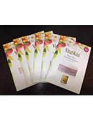 Eminence Organic Firm Skin Acai Moisturizer set of 6 CARD samples travel size ()