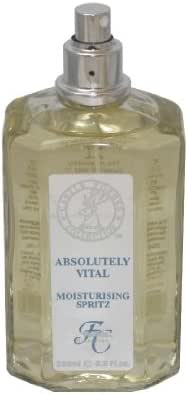 Absolutely Vital by Castle Forbes Skin Moisturizing Spritz Spray 8.8 Oz / 250 Ml Tester for Women