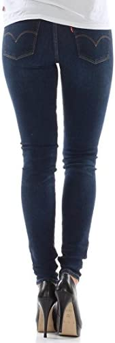 Levis Jeans Levis 711 Skinny Bleu