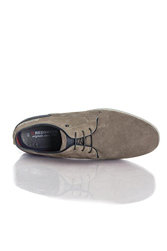 Marine Chaussures À Gris Lacets Redskins Mistral wq6BxFnn