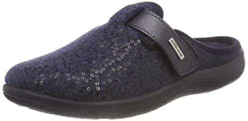 Bleu Jeans Bari 55 Femme Rohde Pantoufles qtwgWUtfa