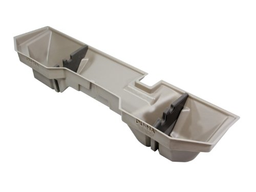 DU-HA Under Seat Storage Fits 02-09 Dodge/Ram 1500 Quad Cab and 03-09 Dodge/Ram 2500 & 3500 Quad Cab, (03 Chevy Console)