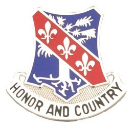 - 327th Infantry Unit Crest (Honor And Country)