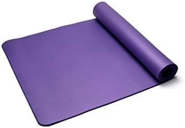 Amazon.com: Esterilla de yoga, 0.394 in de grosor, esterilla ...