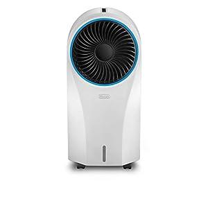 DeLonghi EV250.WH Climatizador evaporativo con ionizador, deposito con 6 h de autonomía, protección IPX4, pantalla LED y… 31c9 2BJ0ztQL