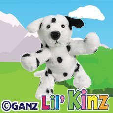 envío gratis Lil'Kinz Dalmatian Dalmatian Dalmatian dog by Ganz  100% garantía genuina de contador