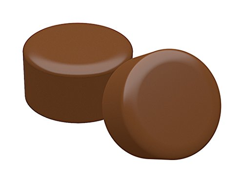 SpinningLeaf Standard Mini Sandwich Cookie Mold (Mini Oreo Cookie Molds)
