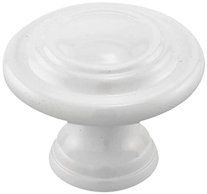 Prime-Line Products N 7439 1-3//4-Inch Bi-Fold Door Knob Classic White
