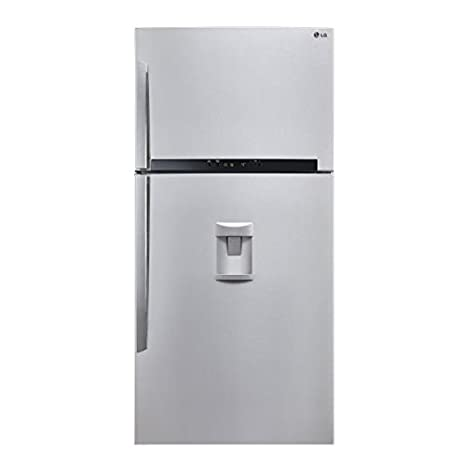 LG GRF8648SC Independiente 568L A++ Plata nevera y congelador ...
