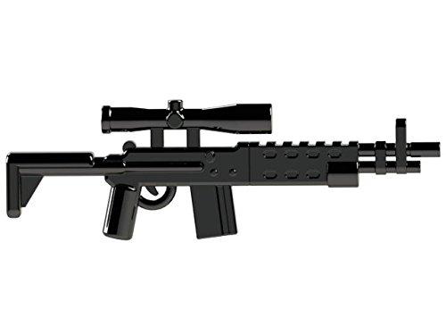 Brick Builder Toy Sniper Rifle - 2