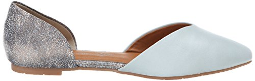 Flat Light Blue Night Footwear BC Women's up Bronze Ballet All UWYcAP4q7