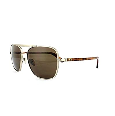 Calvin Klein Collection CK7380S-700 Japanese Gold CK7380S Sunglasses