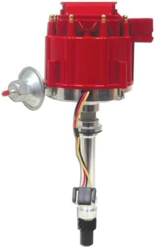 [DIAGRAM_5FD]  Amazon.com: CFR Performance V8 Hei distributor ignition  Compatible/Replacement Chevy/GM 65k Coil 283 305 307 327 350 383 400 427  SBC Small Block 396 427 454 BBC Big Block (Red): Automotive | Big Block Chevy Ignition Wiring |  | Amazon.com
